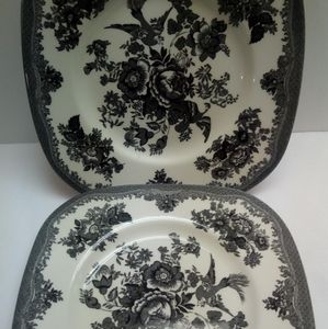 Johnson Brother's Squares Plates